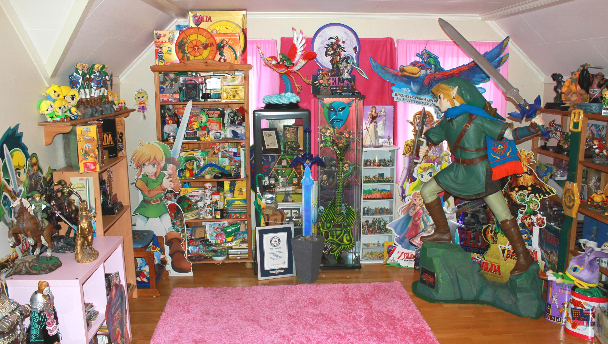 ~¤~ Ikhana's Zelda Collection ~¤~ Collection2017